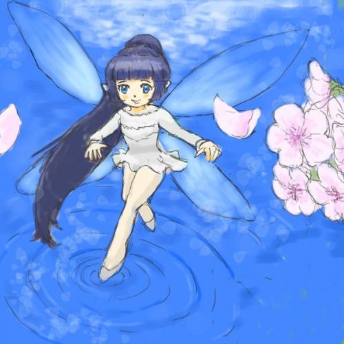 湖水の妖精2019