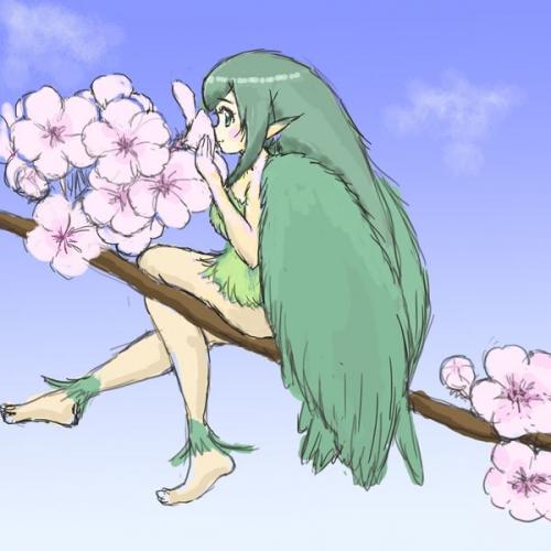 桜にウグイス2019