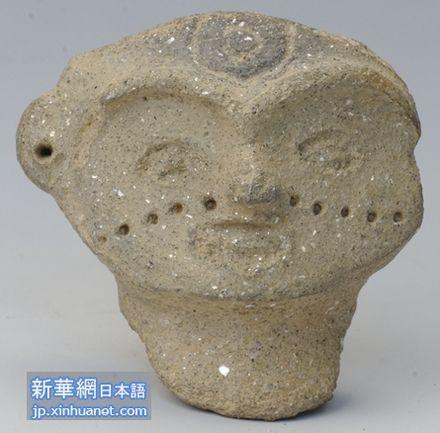 安徽省 出土 塑像