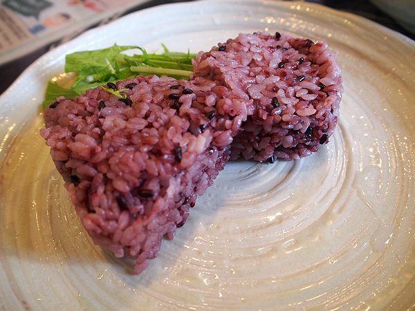 古代米カレー