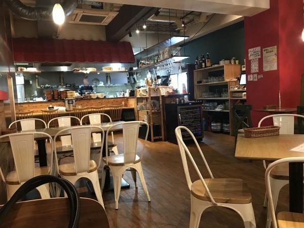 イタリアンバル ベラ vela 天満橋店 (5)