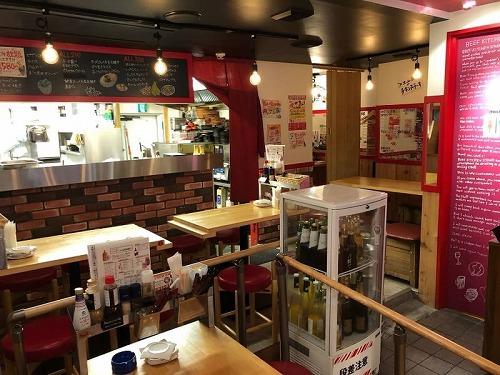 ビーフキッチンスタンド代々木店 (3)