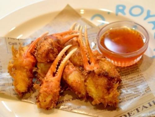 明田鮮魚店 紅ずわい爪 1kg (25)