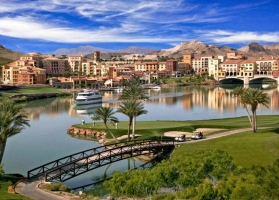 lake las vegas hilton - Bing images
