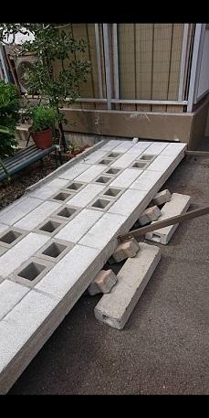ブロック塀2