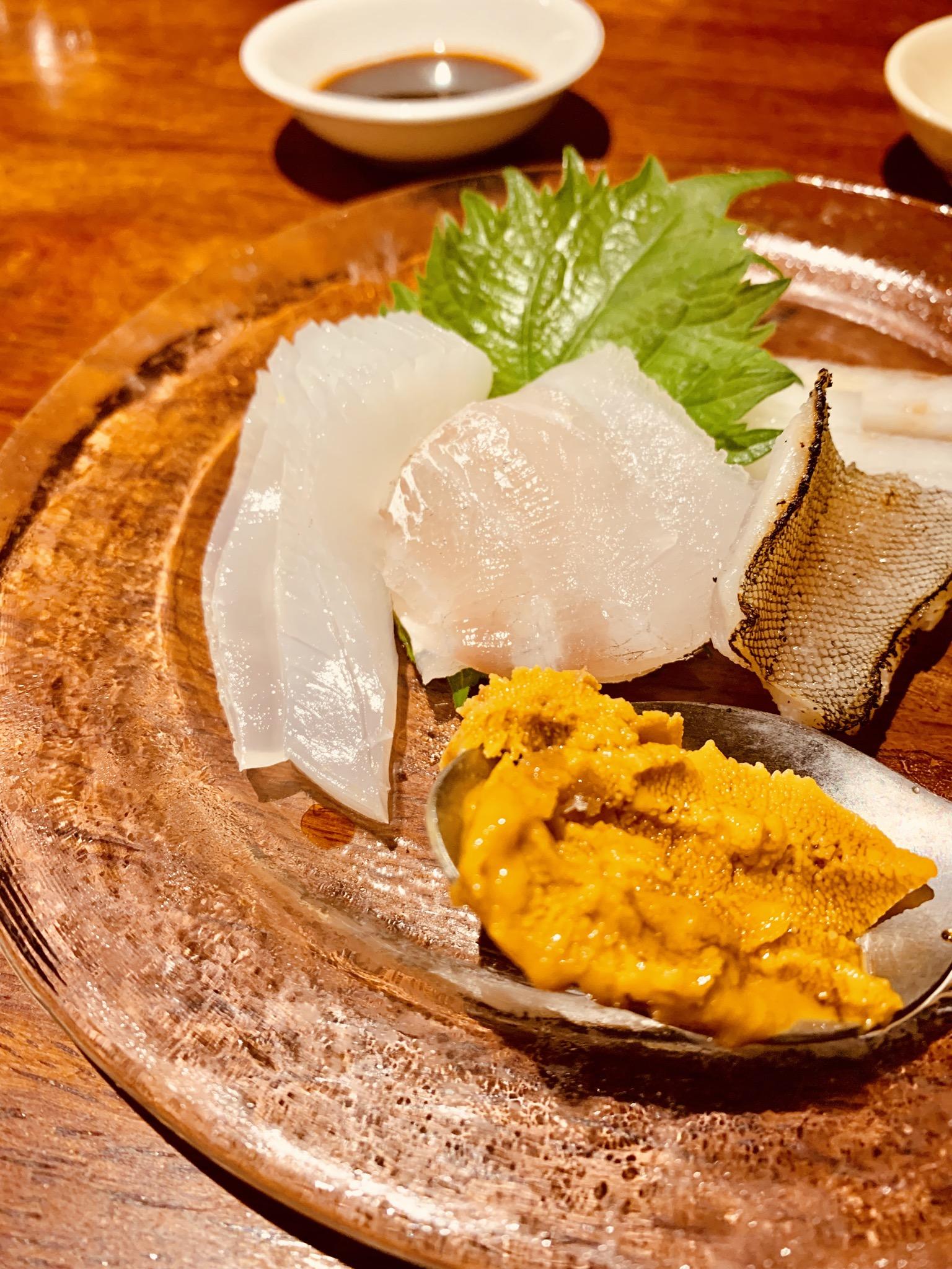 日本酒とご飯