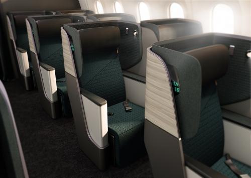 1中東系の航空会社もプレミアムエコノミーの導入を検討