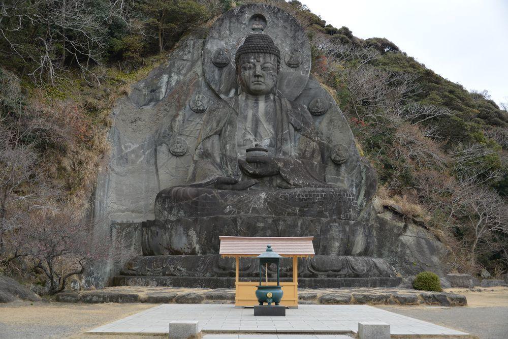 鋸山日本寺-3