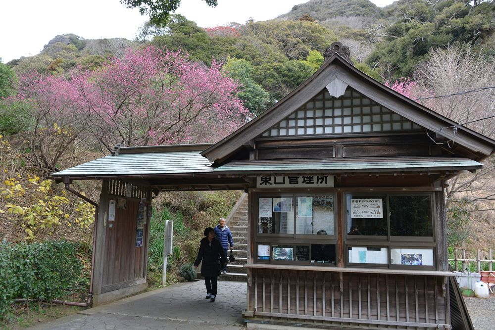 鋸山日本寺-1