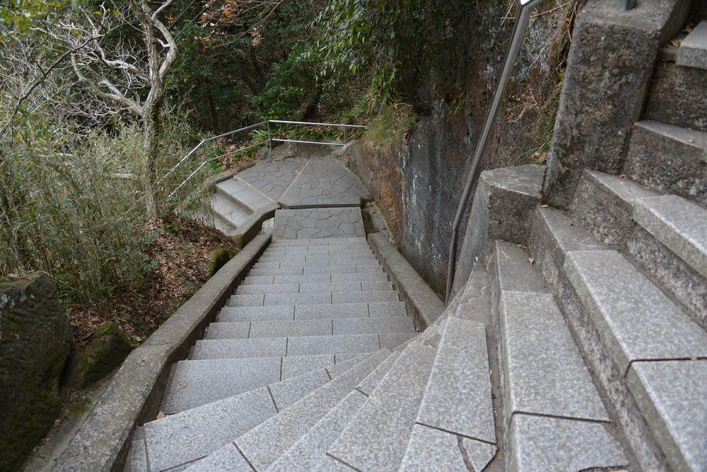 鋸山日本寺-9