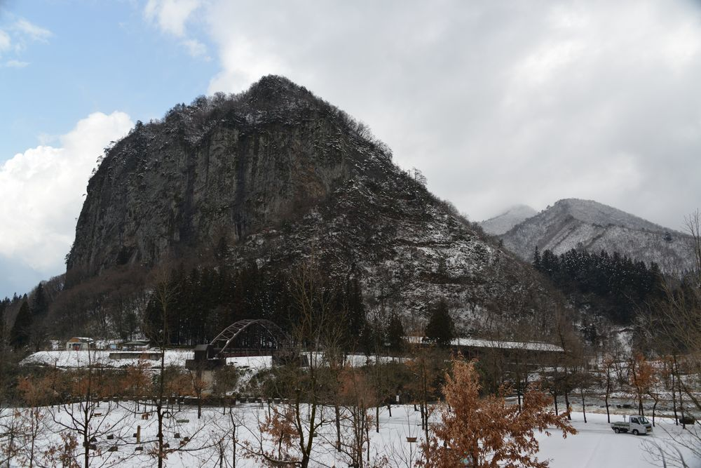 三月の雪-1