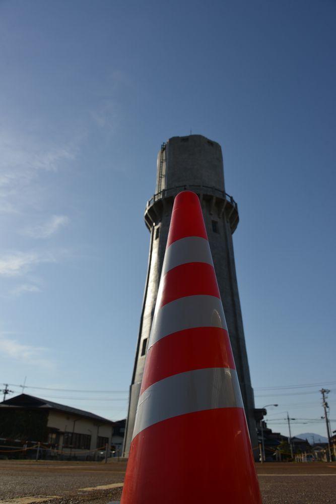 青空に水道塔-7