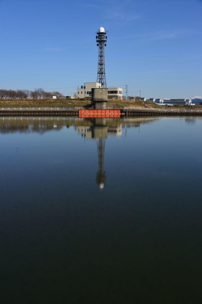 堰と塔-2