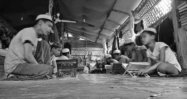 Rohingya_camp