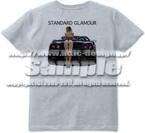 T-shirt Ferrari Glamour7