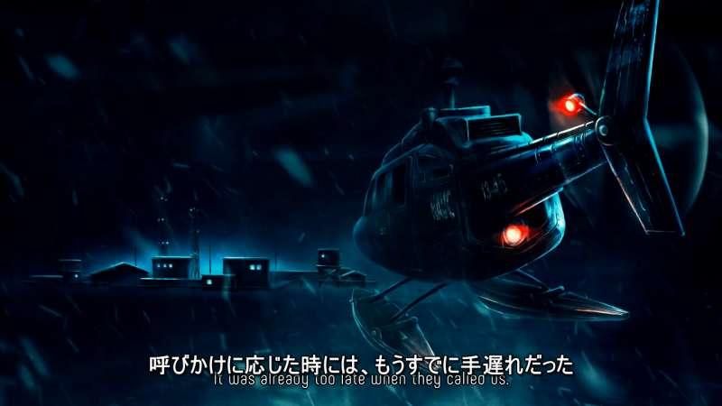 PC ゲーム Distrust オープニング動画