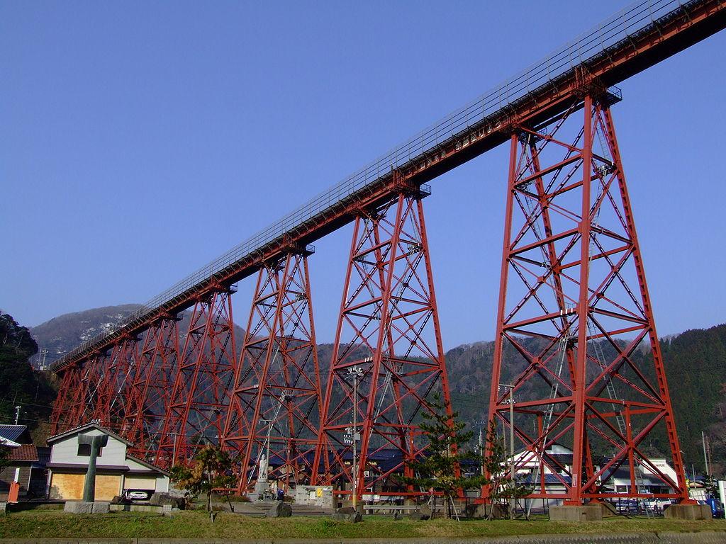 在りし日の鉄橋(PDF画像を借用)