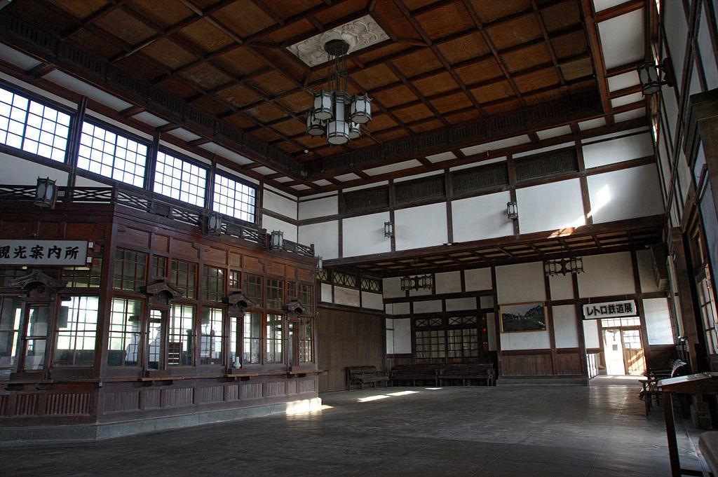 旧大社駅 重要文化財(国指定)_5