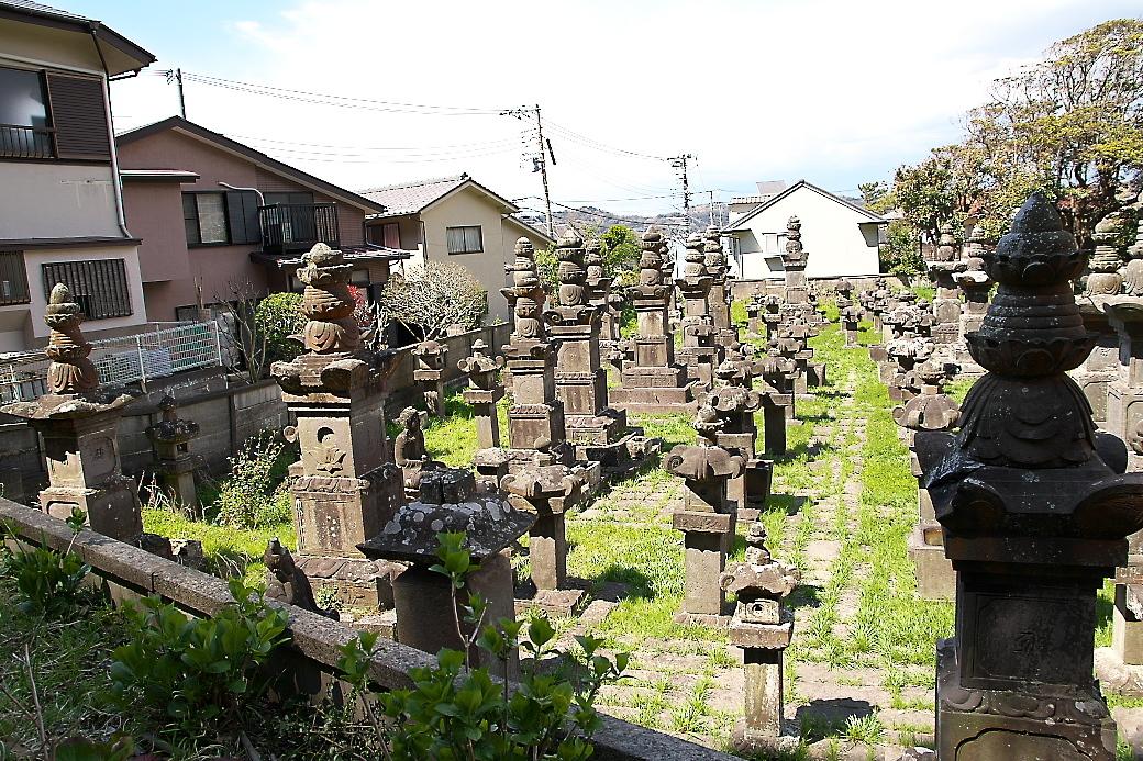 内藤家墓所_9