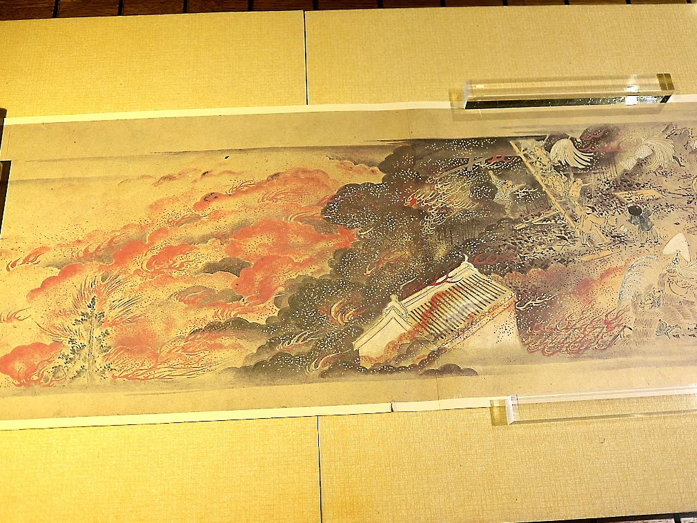 江戸の消防活動を描いた図_1_1