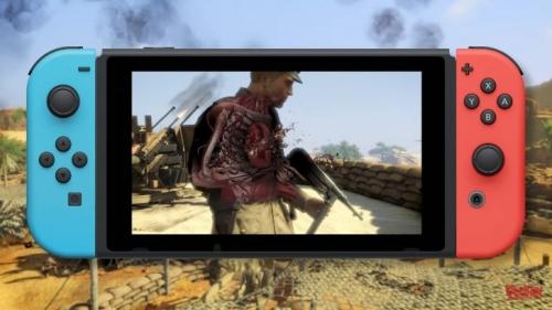 PS4/One/Switch/PC『スナイパーエリートV2リマスター』、Switch『スナイパーエリート3 アルティメットエディション』が海外でリリース決定