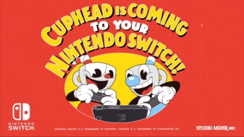 人気インディーズタイトル『Cuphead(カップヘッド)』ニンテンドースイッチ版がアナウンス。XboxLiveにも対応