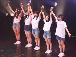 3月24日にマイナビBLITZ赤坂で開催された「つりビットラストライブ〜Sail Away〜」フィナーレの様子