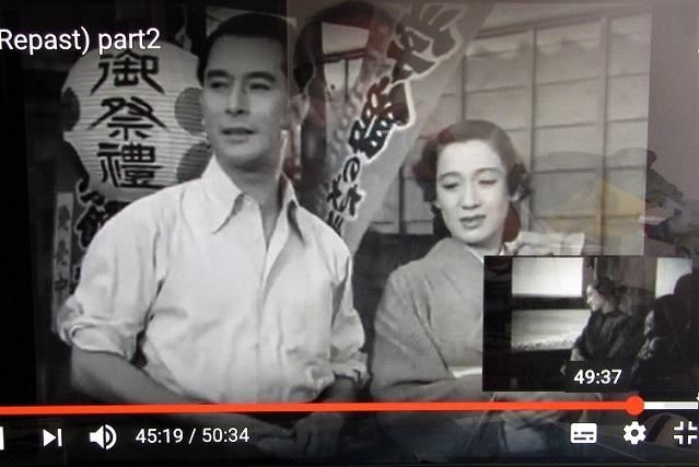 19.3.21 テントウムシ、Youtube映画晩春・、めし (28)