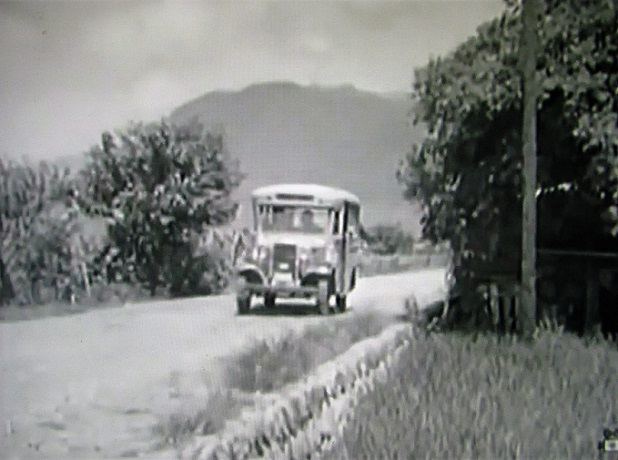 7 秀子の車掌さん、ネル瀬巳喜男 1941年 春雷。