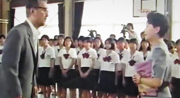 19.3.26 桑原個展 Youtube映画 上野花見 エナジー (14)