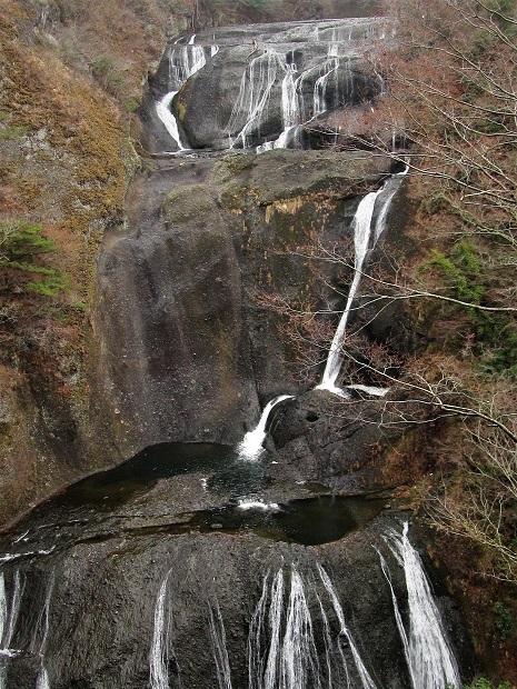 19.3.31 袋田の滝、大谷観音、出流山満願寺・米内、関根3人ドライブ (57)