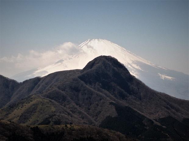 19.4.4 金時山ー塔の峰縦走 (48)