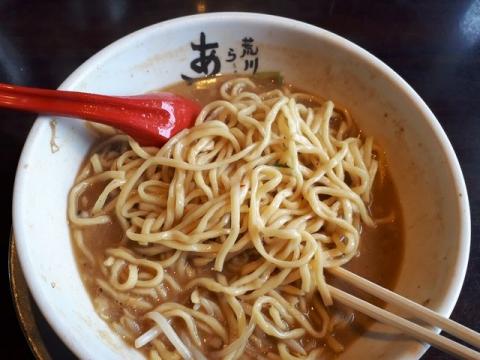 あしら・H30 7 味噌らーめん 麺