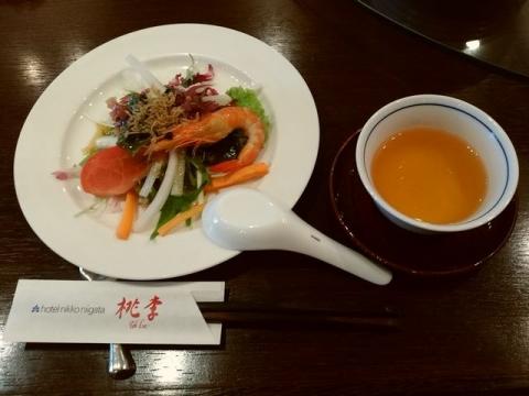 桃李・H28・8 料理1