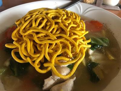 タオ島 タイ料理