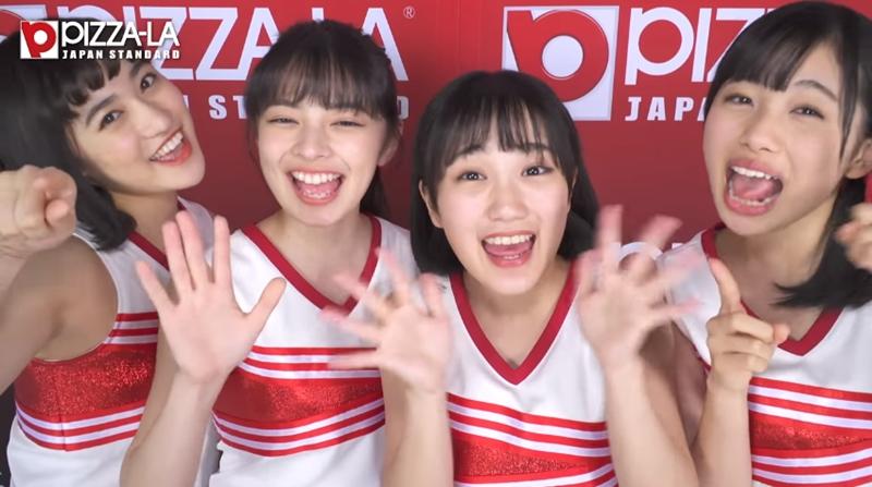 「PIZZA-LA CMメイキング2019春」予告篇16