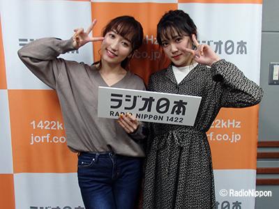 カントリー・ガールズの只今ラジオ放送中!!ツイッター20190317