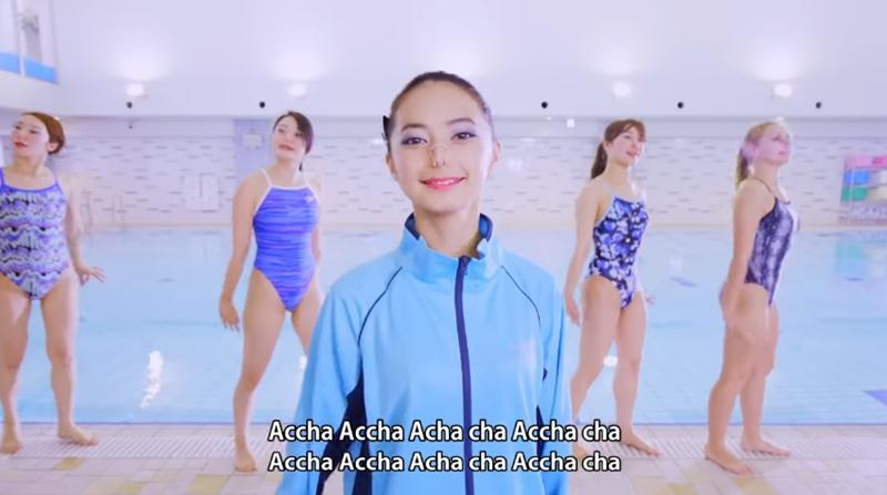 アンジュルム「恋はアッチャアッチャ」MV26