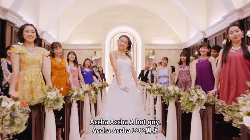 アンジュルム「恋はアッチャアッチャ」MV52