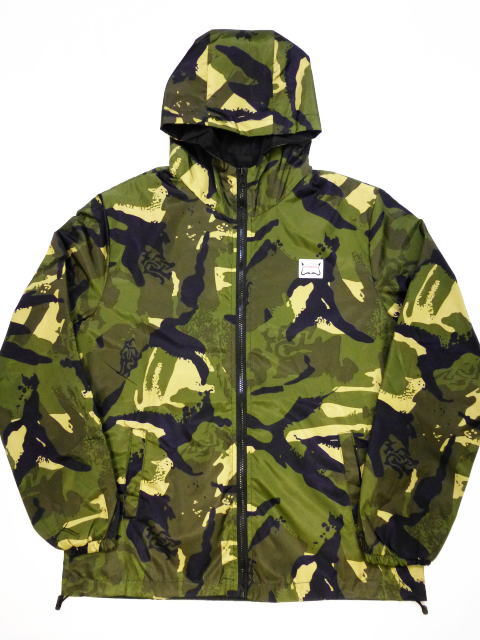 INTERFACE REVERSIBLE CAMO PARKA