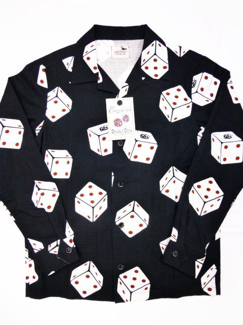 GANGSTERVILLE TUMBLING DICE-L/S SHIRTS