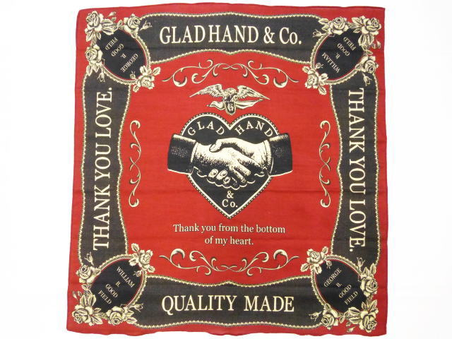 GLAD HAND GH-BANDANA
