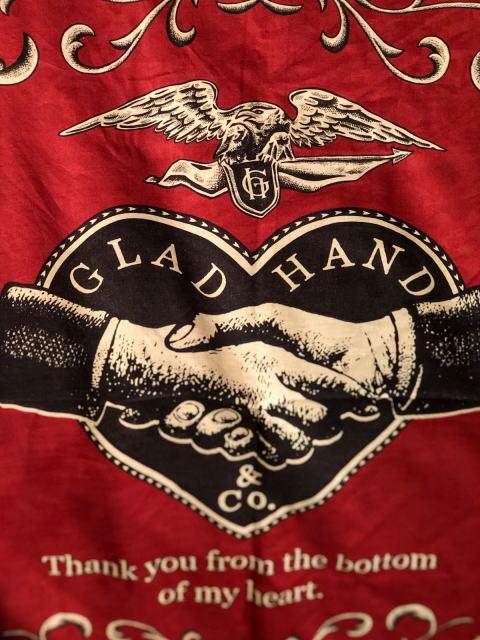 GLAD HAND GH-SCARF