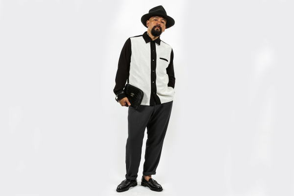 GANGSTERVILLE GAMBLER-L/S SHIRTS TUMBLING DICE-PANTS