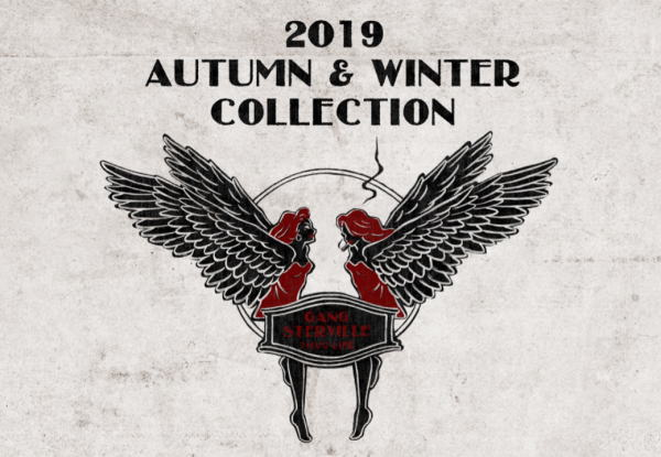 GANGSTERVILLE 2019 AUTUMN&WINTER