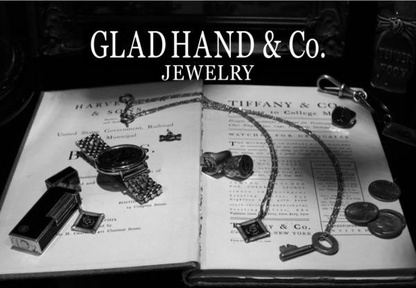 GLAD HAND JEWELRY 2019 AUTUMN&WINTER