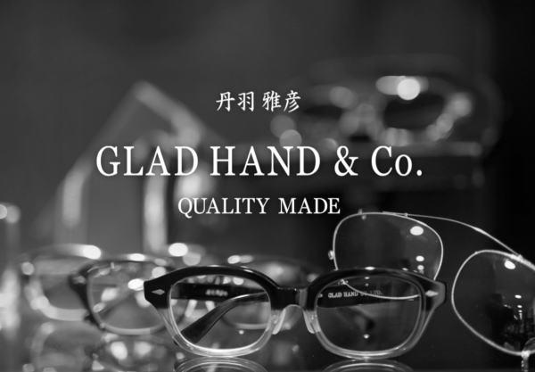 GLAD HAND 丹羽雅彦 2019 AUTUMN&WINTER