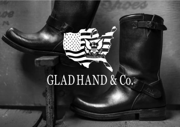 GLAD HAND×ALL American Boot Mfg., Inc. 2019 AUTUMN&WINTER