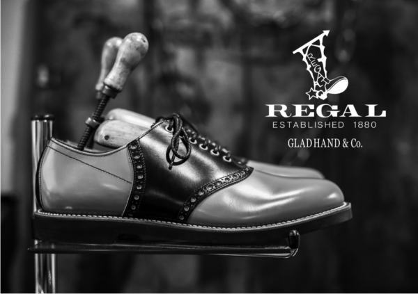 GLAD HAND×REGAL 2019 AUTUMN&WINTER