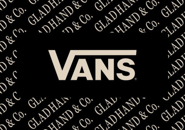 GLAD HAND×VANS 2019 AUTUMN&WINTER